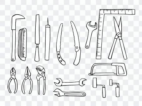 木匠工具02