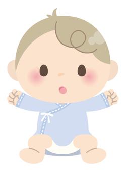 寶貝(男)* 1至6個月05