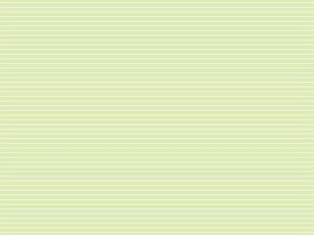 Thin border green background material