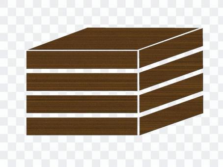 盒驚喜盒運輸運輸集裝箱木材