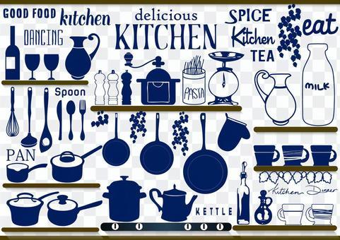 L-0083設計:廚房