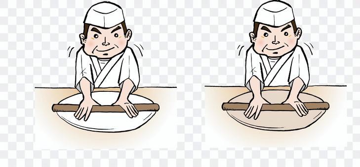 烏冬面&蕎麥麵1