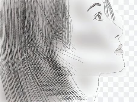 Women's profile 04