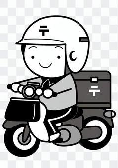 郵便局員-2c