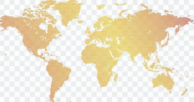 點世界地圖1e