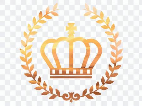 冠的裝飾品