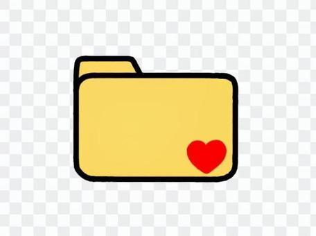 Folder favorites small