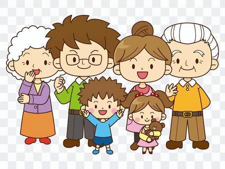 Family Illustration 02