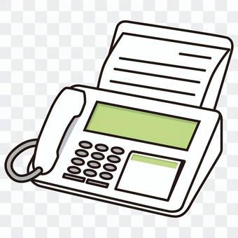 FAX / Fax / Facsimile