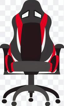 ゲーミングチェア インテリア 椅子