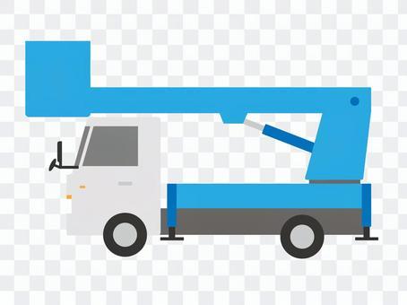 高空作业车辆