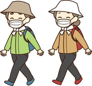 行走的前輩03(面具)