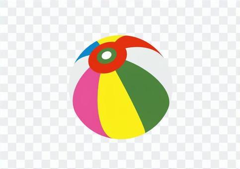 沒有紙氣球線