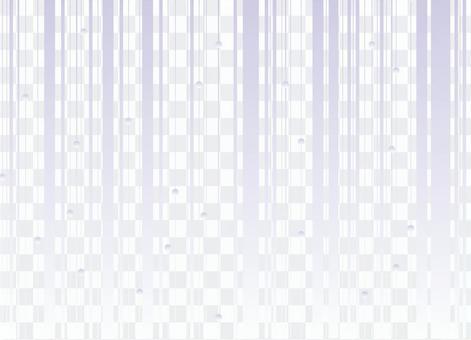 條紋 - 紫色