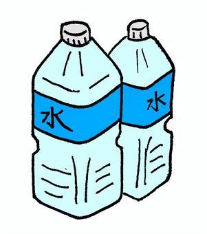 Water (PET bottle)