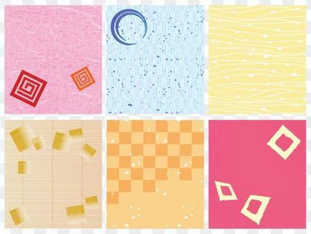 Japanese Background Set 3