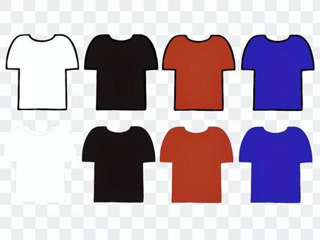 シンプルTシャツ集