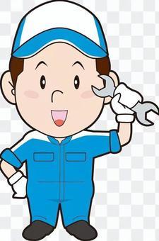 汽車修理工(車輛檢查)