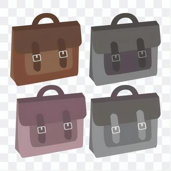 Student bag stuffing set