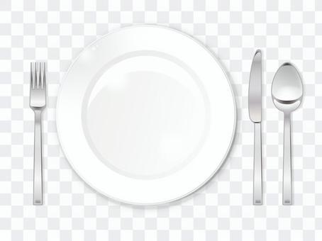 銀餐具04