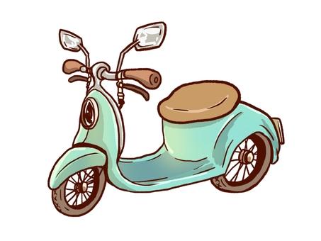 Fashionable bike