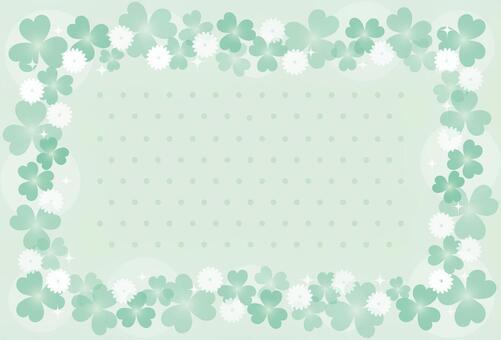 三葉草框架