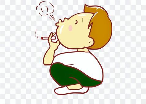chacha吸煙吸煙