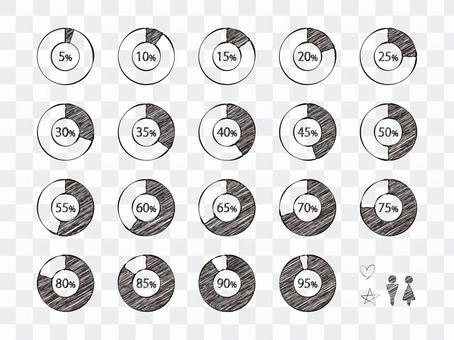 インフォグラフィック001-円グラフ