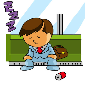 晚安在Salyari火車