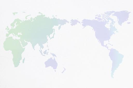 點和大理石世界地圖日本紙_冷色