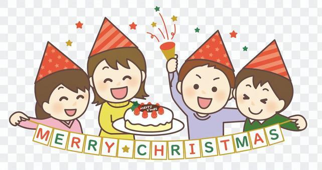 兒童聖誕派對01