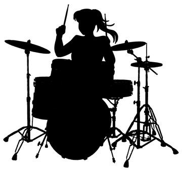 女孩樂隊朗姆酒鼓