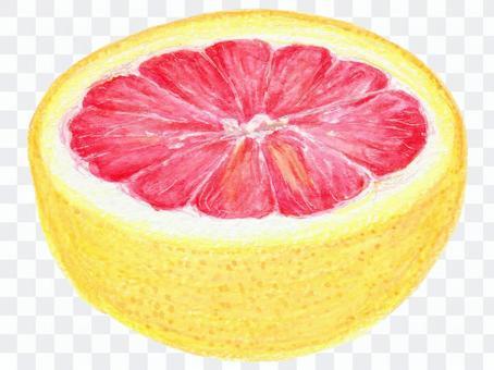 粉紅葡萄柚