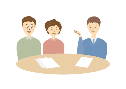 Consultation Elderly care facility inheritance