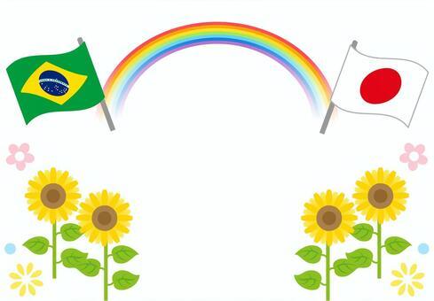奧運背景框架
