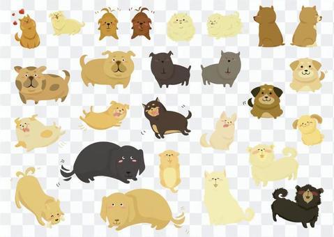 Doggy illustrations