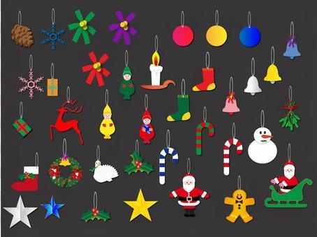 聖誕節裝飾品