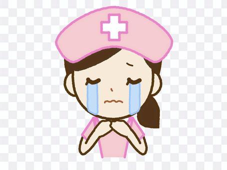 哭泣的護士A-72