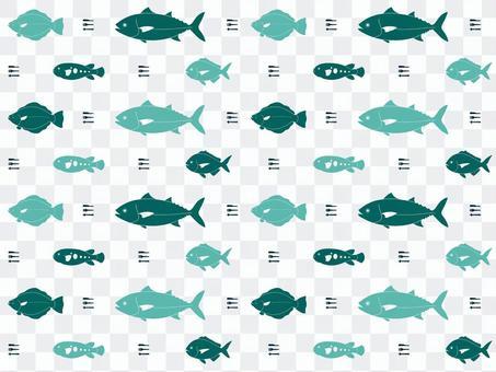 魚模式(食用)