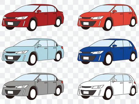 轎車兩廂車
