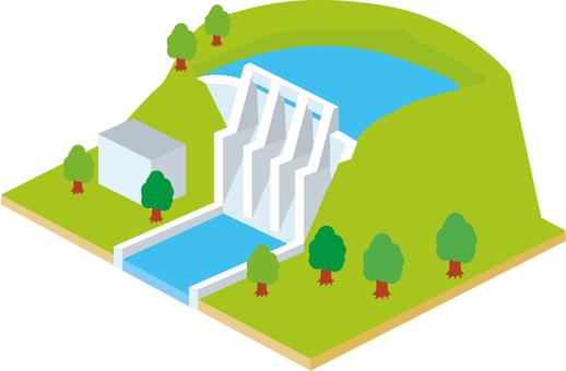 Hydraulic power plant