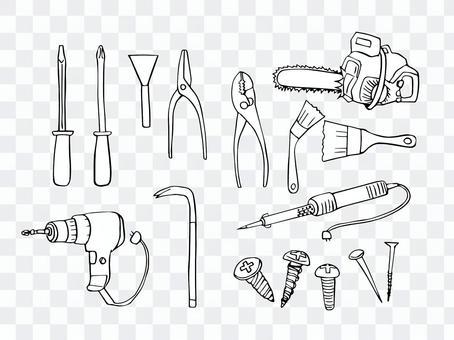 木匠工具05