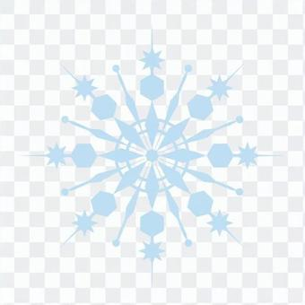 Xmas - Snow Crystal 02
