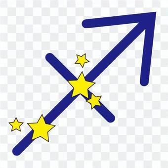 Sagittarius (blue)