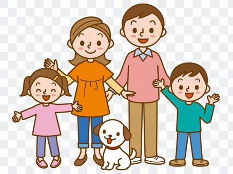家庭的家庭