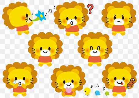 Lion cute