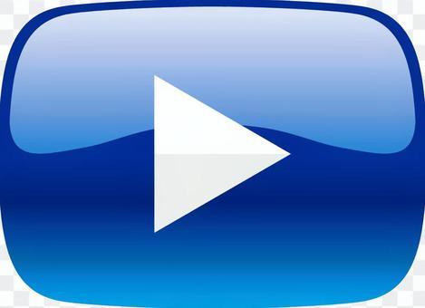電影播放按鈕_ 01 _藍色