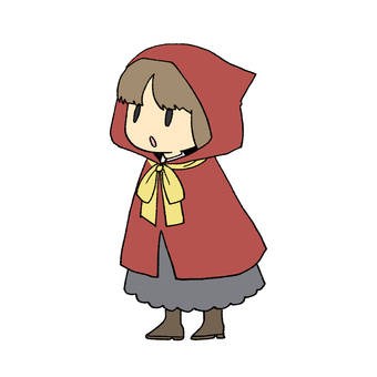 Fairy tale girl