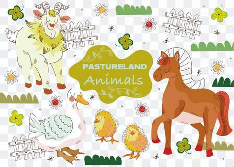 牧場動物2