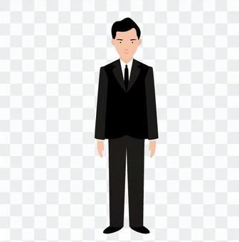 燕尾服男人4